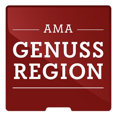 Logo AMA Genuss Region