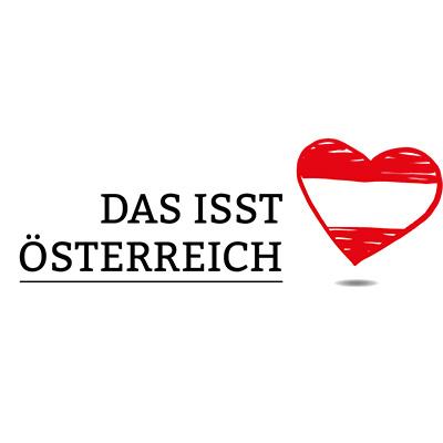 Logo das isst Österreich
